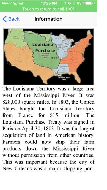 Citizenship USA screenshot 3