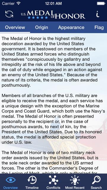 US Medal of Honor screenshot 1