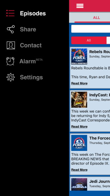 ForceCast App screenshot 4
