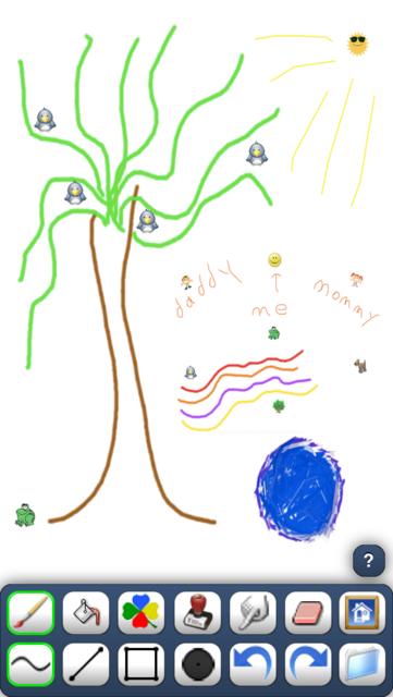 Kid Paint screenshot 1