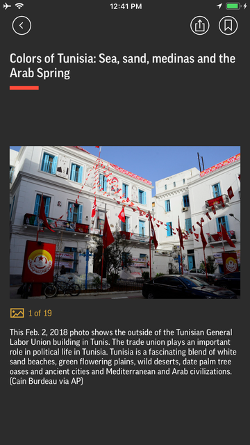 AP News screenshot 9