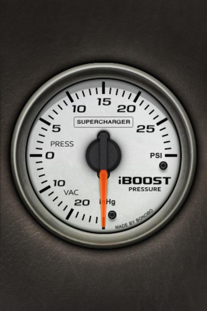 iBoost Supercharger screenshot 1