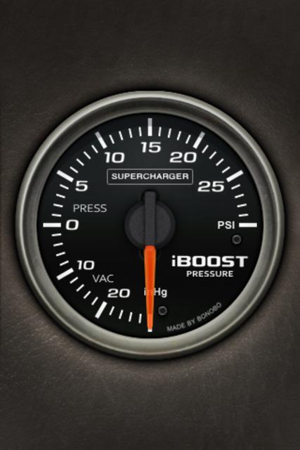 iBoost Supercharger screenshot 4