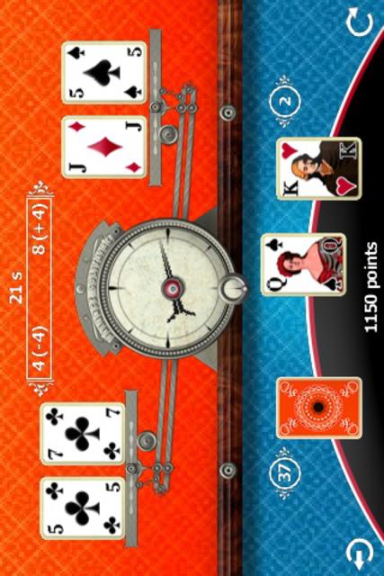 Balance Solitaire screenshot 5
