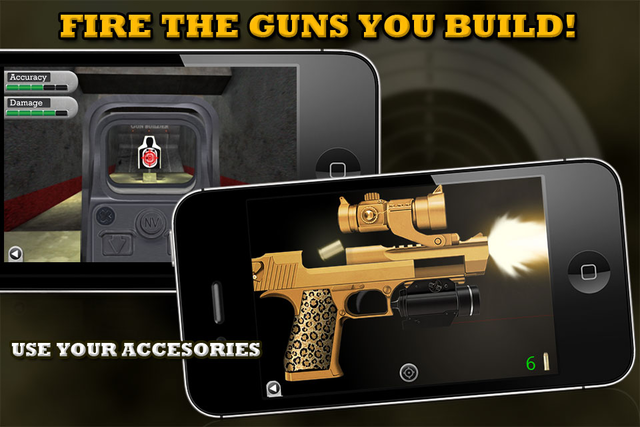 Gun Builder screenshot 2