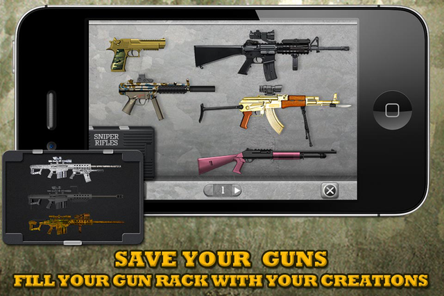 Gun Builder screenshot 4