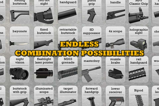 Gun Builder screenshot 5