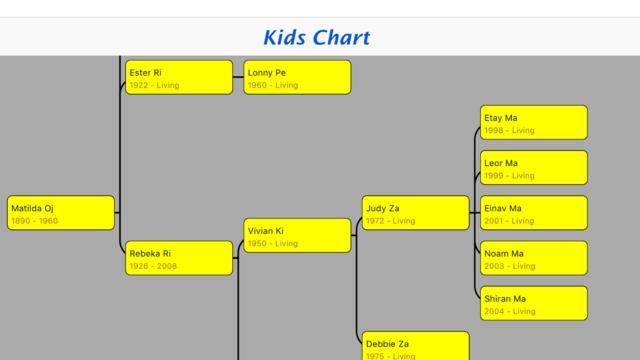 Build Your Family Tree screenshot 4