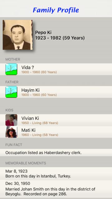 Build Your Family Tree screenshot 2