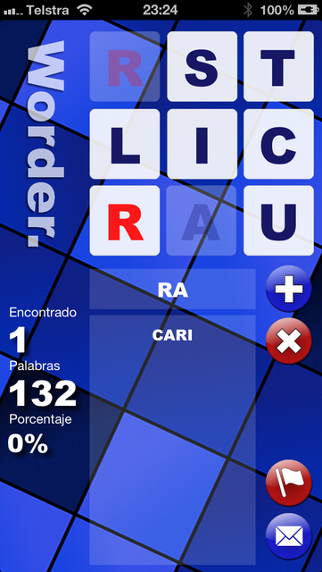 Worder Spanish screenshot 4