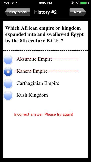 Praxis World and US History Exam Prep screenshot 3
