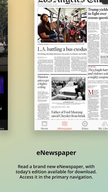 LA Times screenshot 5