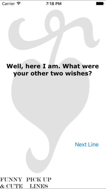 Funny & Cute Pick Up Lines screenshot 2