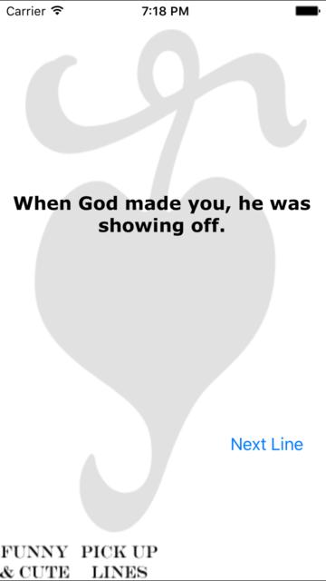 Funny & Cute Pick Up Lines screenshot 5