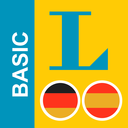 Icon for Spanish <-> German Talking Dictionary Basic