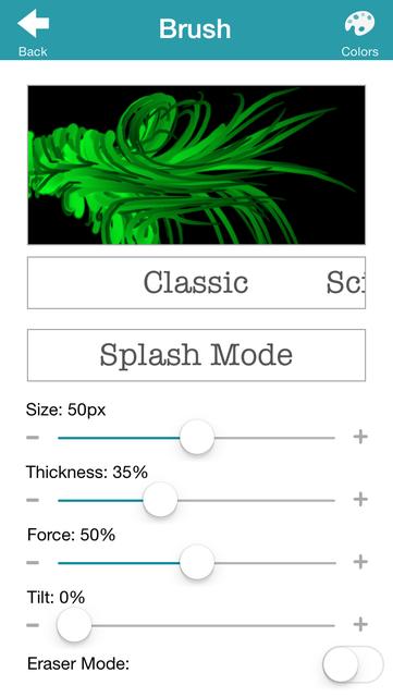 Meritum Paint Pro screenshot 2