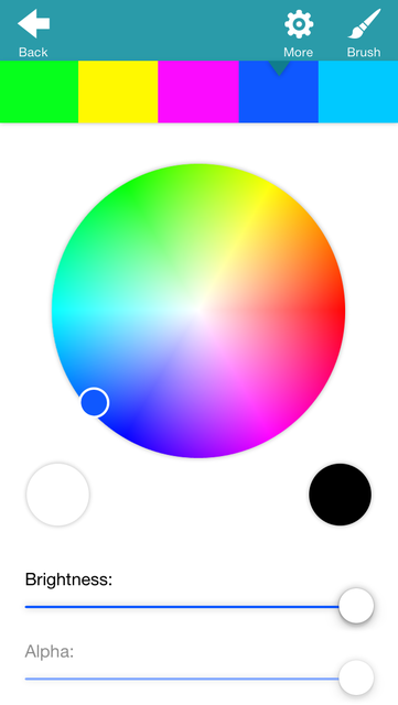 Meritum Paint Pro screenshot 4