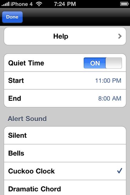 Annoyster - The Random Reminder screenshot 5