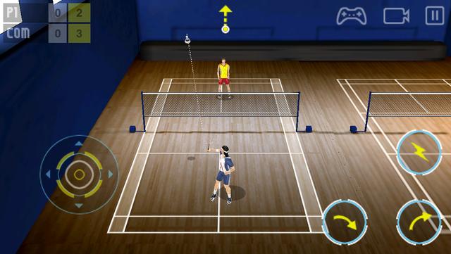 Super Badminton screenshot 3