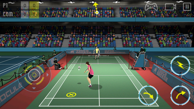 Super Badminton screenshot 4