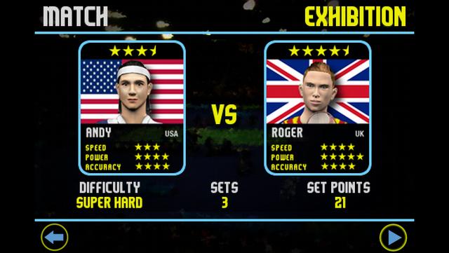 Super Badminton screenshot 5