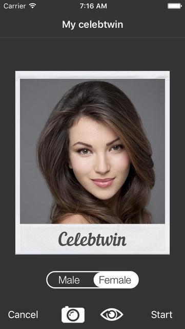 Celebtwin: Celebrity Looks Like screenshot 2