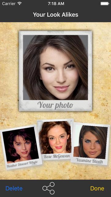 Celebtwin: Celebrity Looks Like screenshot 3