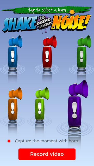 Air Horn LOUD screenshot 5
