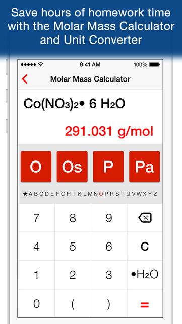Chem Pro: Chemistry Tutor in Your Pocket screenshot 4