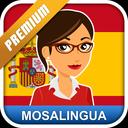 Icon for Learn Spanish - MosaLingua