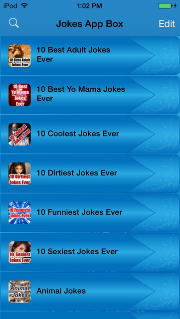 Jokes App Box – Best Jokes Apps All Together screenshot 2