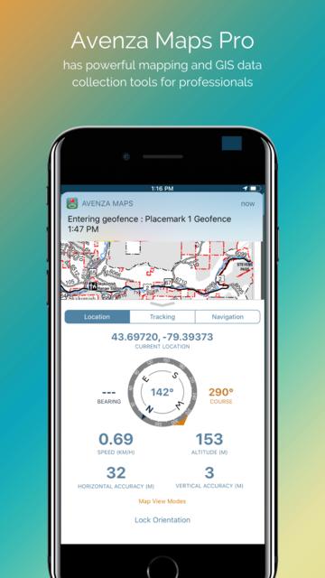 Avenza Maps screenshot 8