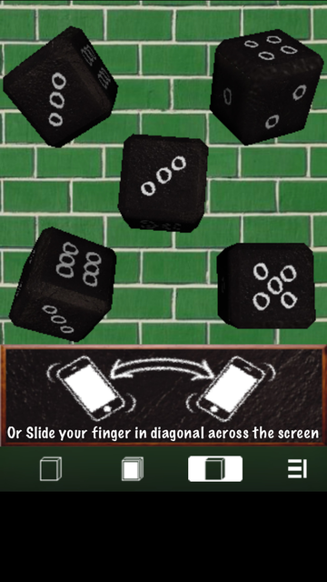 Yatzy 3D -The Poker Dice Game- screenshot 2