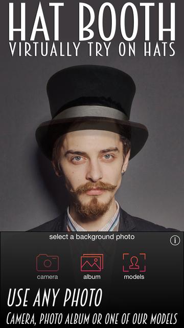 Hat Booth screenshot 10