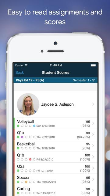 PowerTeacher Mobile screenshot 3