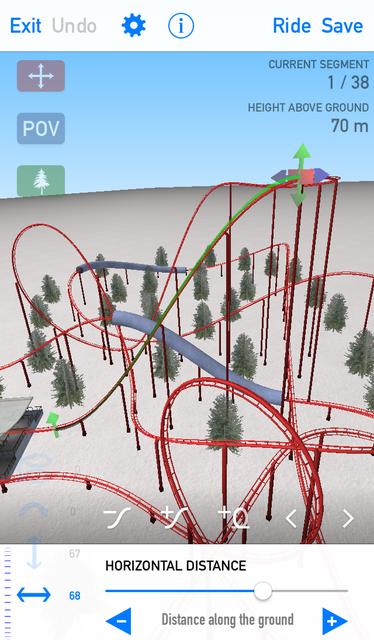 Coaster Physics screenshot 3