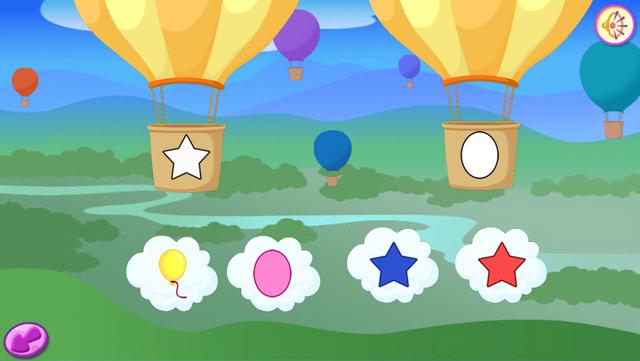 JumpStart Preschool Magic of Learning screenshot 2