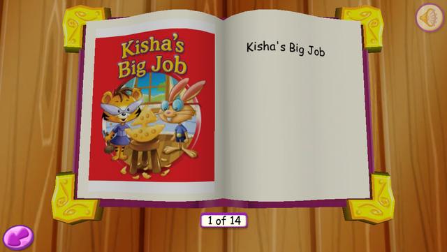 JumpStart Preschool Magic of Learning screenshot 3