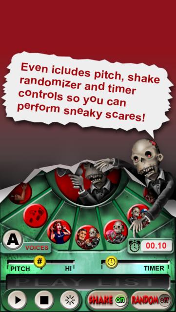 Zombie Sound Board screenshot 4