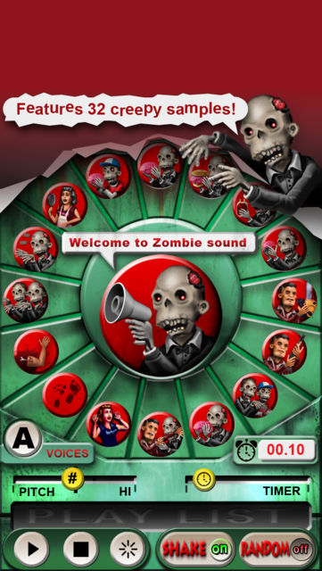 Zombie Sound Board screenshot 5