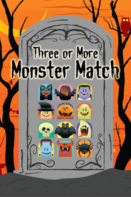 Three or More: Monster Match screenshot 1