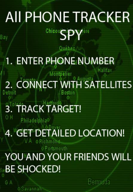 All Phone Tracker SPY screenshot 1