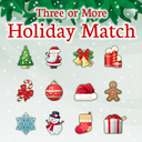 Icon for Three or More: Holiday Match