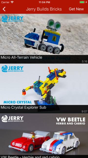Mega Bricks: create cool toys screenshot 8