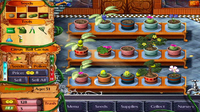 Plant Tycoon ® screenshot 6