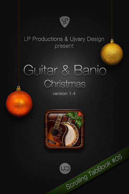 Guitar & Banjo Christmas screenshot 1
