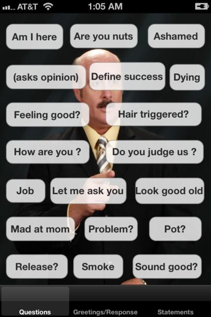 Dr. Phil Prank SoundBoard screenshot 1