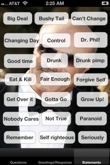 Dr. Phil Prank SoundBoard screenshot 3