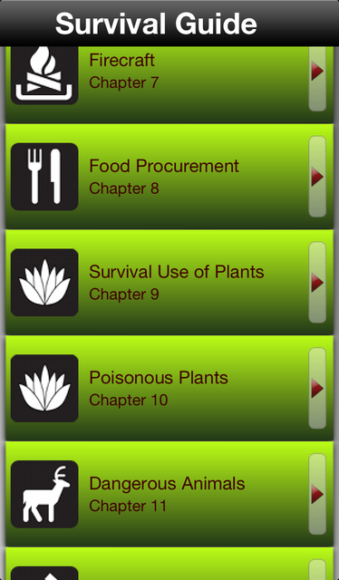 Survival Guide screenshot 4