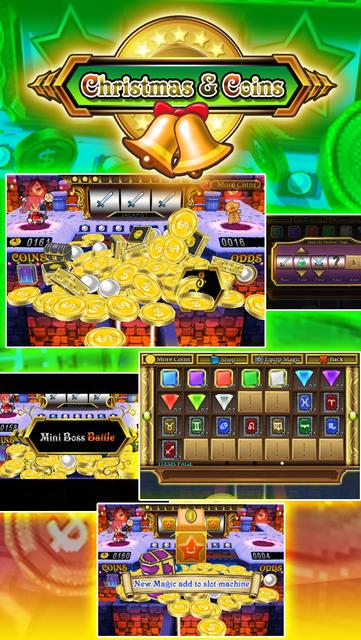 Christmas and Coin screenshot 1